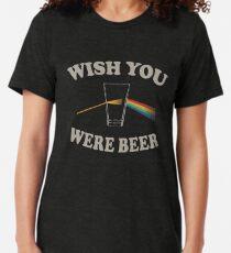 Ich wünschte, du wärst Bier? Vintage T-Shirt