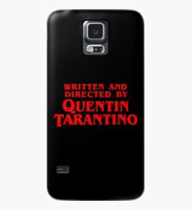 Written and directed by Quentin Tarantino Case/Skin for Samsung Galaxy