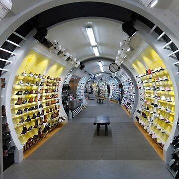 The Shoe Shop by trish725