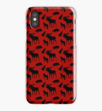 Northeast Woodland Pattern iPhone Case/Skin