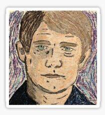 John Watson Sticker