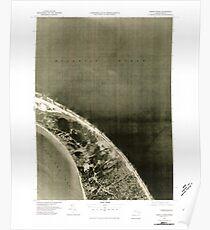 Massachusetts  USGS Historical Topo Map MA North Truro 351170 1977 25000 Poster
