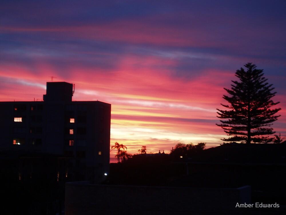 Sunrise... by Amber Edwards