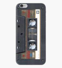 Kassette Gold (Telefonkasten) iPhone-Hülle & Cover