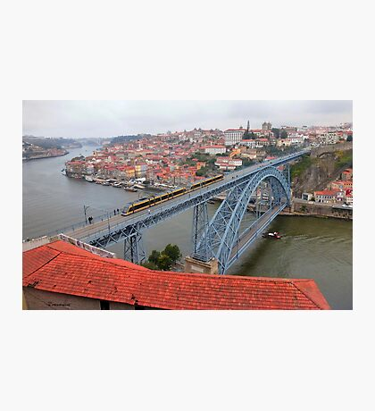 Dom Luis I Bridge  Photographic Print