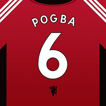 Pogba Manchester United Home by dandroid707