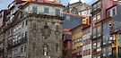 Buildings in Porto City Centre by trish725