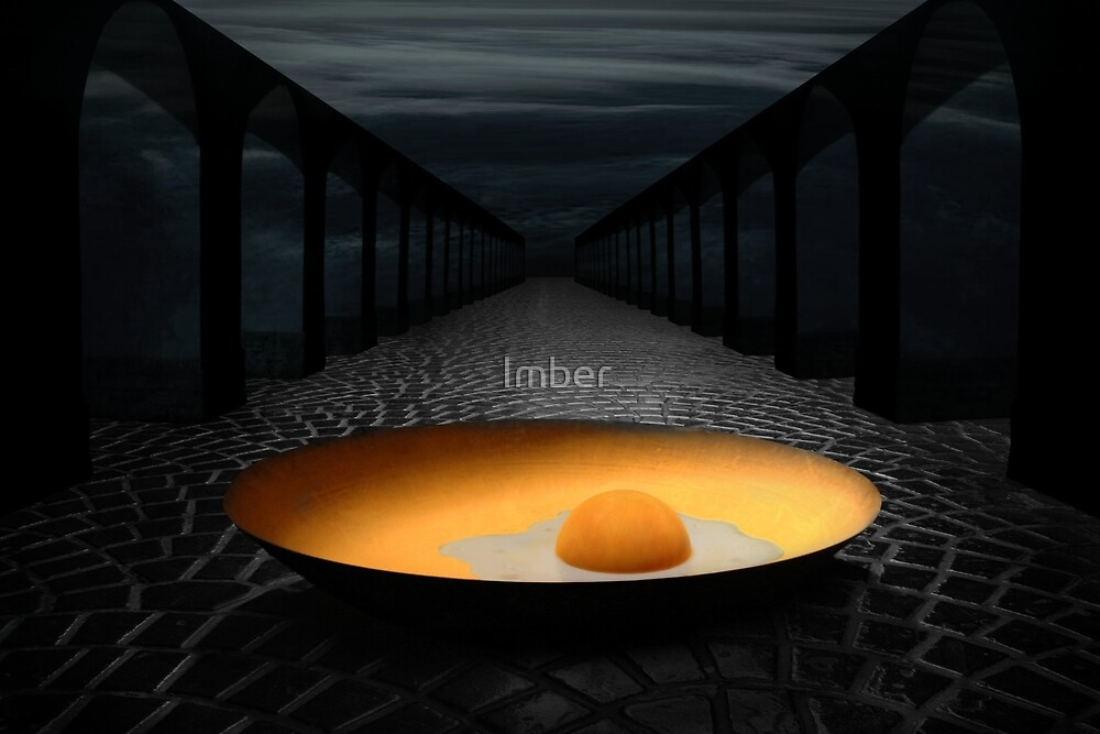 Last breakfast by Imber