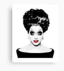 Bianca Del Rio, Drag Queen, RuPaul's Drag Race Canvas Print