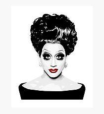 Bianca Del Rio, Drag Queen, RuPaul's Drag Race Photographic Print