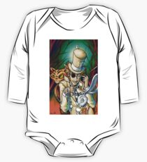 Mad Hatter One Piece - Long Sleeve