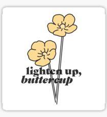 hippo campus buttercup Sticker