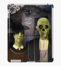 American Gothic Halloween iPad Case/Skin