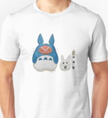 Studio Ghibli Characters Line Up T-Shirt