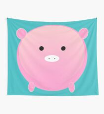 PIGS Wall Tapestry