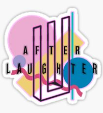 PARAMORE - After Laughter 70s Style Sticker