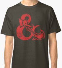 Ampersand - Dungeons & Dragons Retro Classic T-Shirt