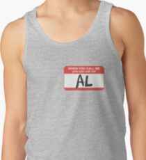 You Can Call Me Al Tank Top