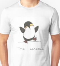 Penguin party: do the waddle T-Shirt