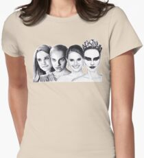 The Many Faces of Natalie Portman T-Shirt
