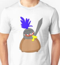 Harold the Fat Hamster: The Courageous Knight  T-Shirt