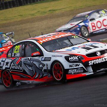 V8 Supercars - Sydney 400  2014 -  James Courtney - Holden by StuartVaughan
