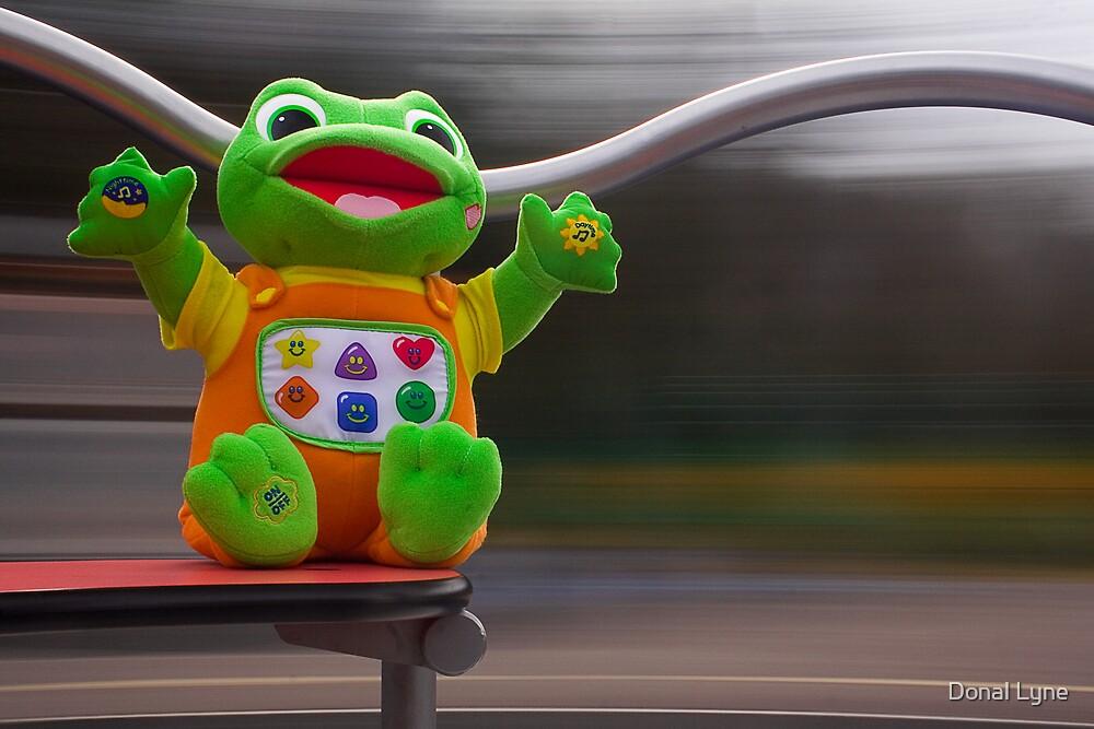WEEEEEEEEEE!!!!! by Donal Lyne