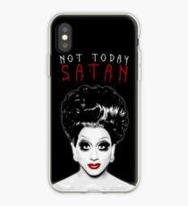 Bianca Del Rio, 'Not Today, Satan!' Drag Queen, RuPaul's Drag Race iPhone Case