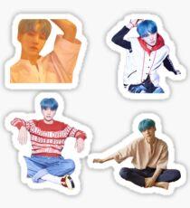 BTS LOVE YOURSELF SUGA Sticker