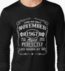 Born in November 1967 - Legends were born in November T-Shirt