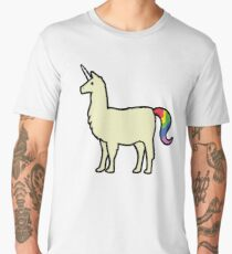 Llamacorn Men's Premium T-Shirt