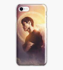 Winged!Alec iPhone Case/Skin
