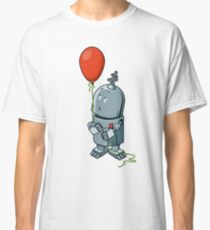Story about the robot & a red balloon  Classic T-Shirt