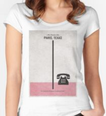 Paris Texas Women's Fitted Scoop T-Shirt
