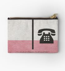 Paris Texas Studio Pouch