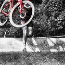 Bike Lifting  by ArtbyDigman