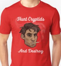 HUNT CRYPTIDS AND DESTROY T-Shirt