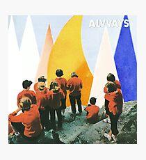 Alvvays - Antisocialities Album Cover Photographic Print