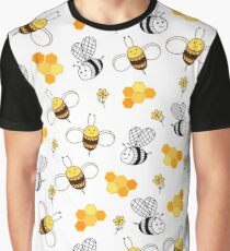 Lovely bees Graphic T-Shirt