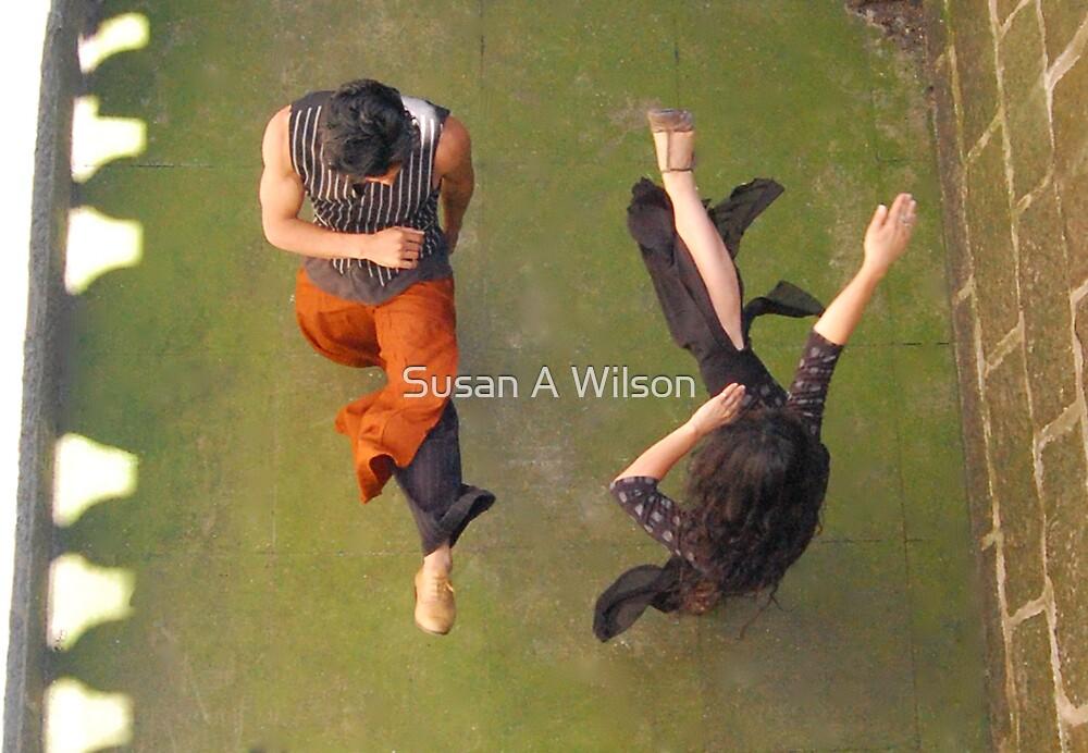 Kicks by Susan A Wilson