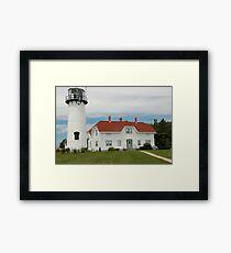 chatham lighhouse Framed Print