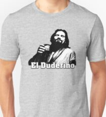 The Big Lebowski - El Duderino  T-Shirt