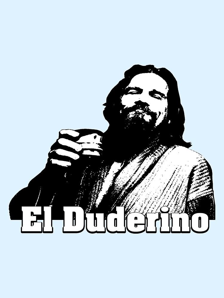 The Big Lebowski - El Duderino  by UrielG