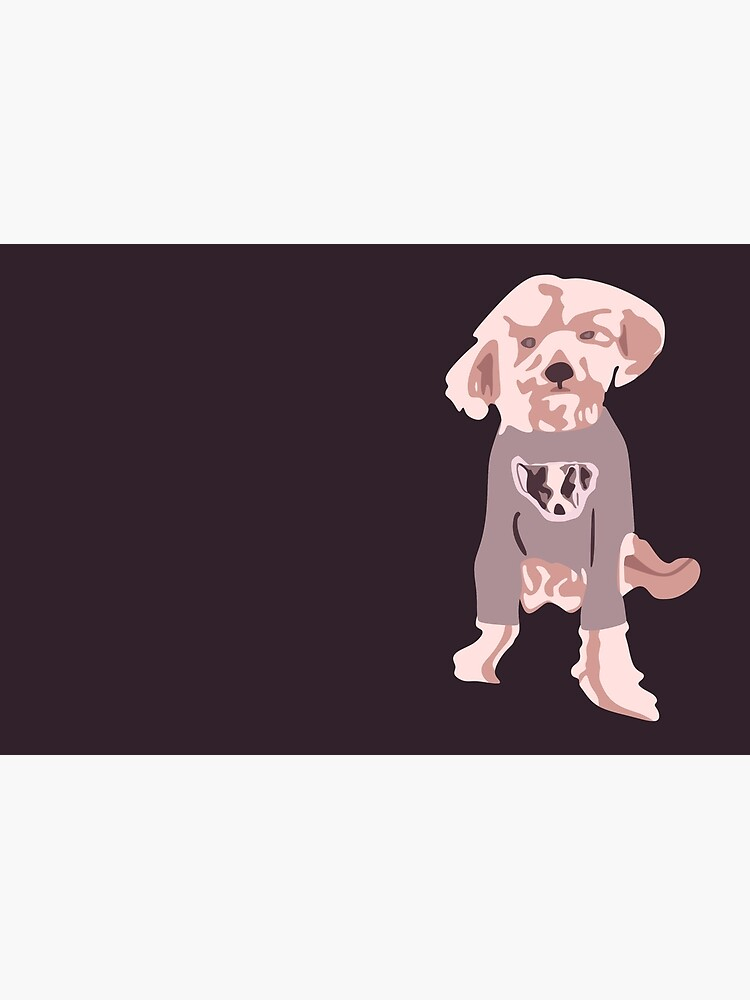 Ellen DeGeneres - The Ellen Show Dog Tee de atenzion