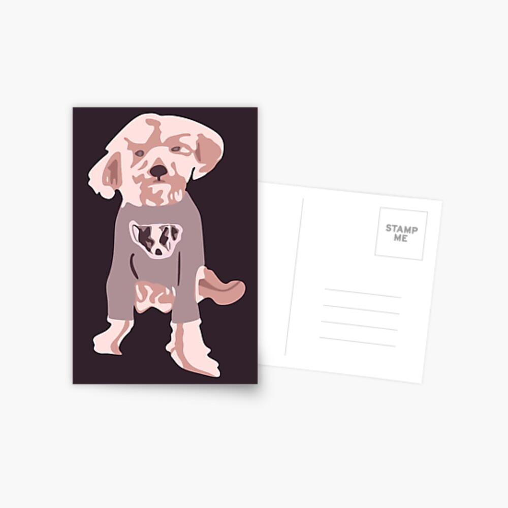 Ellen DeGeneres - The Ellen Show Dog Tee Postal