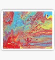 Geothermic Sticker