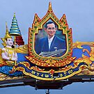 The Late King of Thailand by Remo Kurka