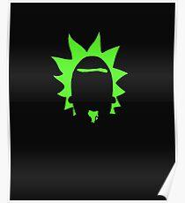 Rick and Morty Shirt - Wubba Lubba Dub Dub Shirt - Rick & Morty Shirt - Rick Sanchez T-Shirt - Rick and Morty T Shirt - Funny Rick and Morty Tee Poster