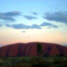 Uluru Sunrise by John Dalkin