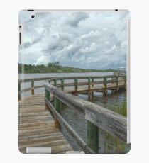 Zig Zag Boardwalk iPad Case/Skin